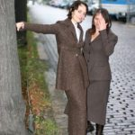 Dimi und Sissi. 2003. Foto: Lothar Reichel