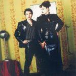 Kai und Lisa. 1996. Foto:Lothar Reichel