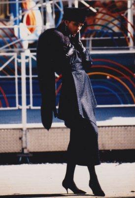 Couture 1987 Foto:Lothar Reichel